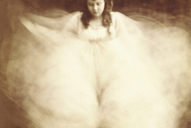 Postcard of Loie Fuller