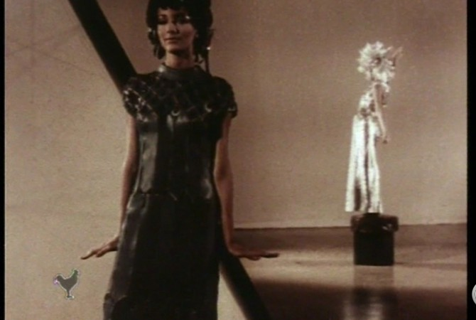 Kinetic Art and Paco Rabanne