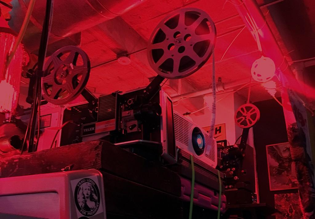 projector crop